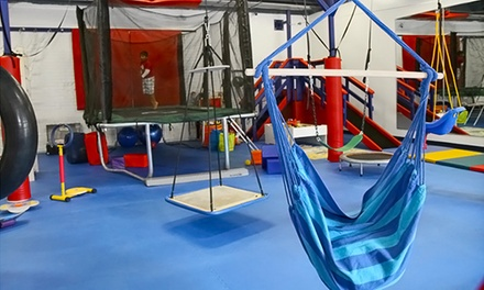 Five or Ten All-Day Play Passes or Birthday Party for Up to 20 Kids at We Rock The Spectrum Glendale LLC (Up to 51% Off)