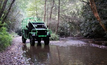 SuperTruxxx Off-Road Adventure Ride for One or Two at Blue Ridge Off Road Adventures (Half Off)