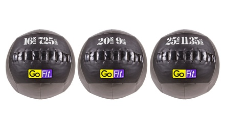 GoFit Exercise Wall Ball from $47.99–$57.99