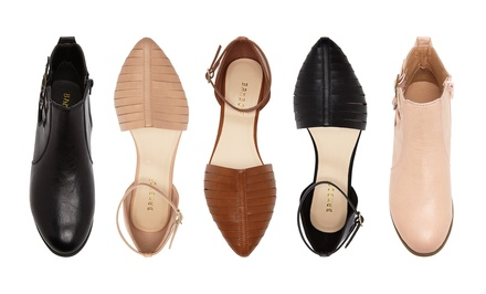 Bamboo Booties and Flats. Multiple Styles Available from $19.99—$29.99. Free Returns. | Brought to You by ideeli