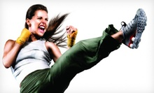 10, 20, or 30 Kickboxing, Boxing, or Martial-Arts Classes at Garcia Muay Thai (Up to 85% Off)