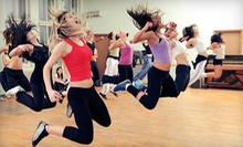 5 or 10 Zumba Classes at Zumba with Cassie (Up to 56% Off)