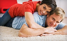 Carpet-Cleaning Package for Three Rooms or Two Rooms and a Staircase from Cream City Carpet Cleaning (Up to 66% Off)