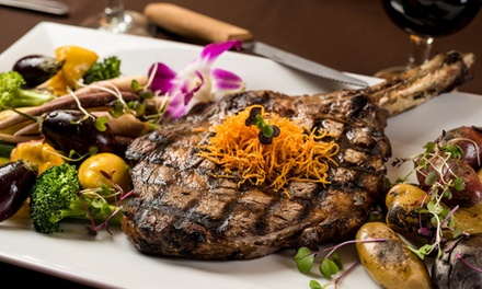 Up to 50% Off $50 for $100 Dinner for 2 at Prime Ninety Five