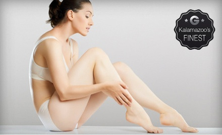Six Laser Hair-Removal Sessions at Family Doctors of Vicksburg (Up to 80% Off). Three Options Available.
