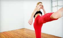 5 or 15 TurboKick Classes at Blue Sky Exercise (52% Off)