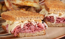 American Deli Food at Mr. Everything Cafe (Up to 53% Off). Two Options Available.