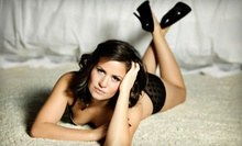 $119 for Boudoir Photo Shoot with Credit Toward Prints at Simply Boudoir ($335 Value)