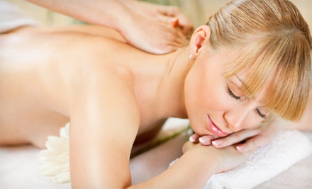 One-Hour Signature Facial and/or One-Hour Deep-Tissue or Swedish Massage at Athena Spa (Up to 67% Off)