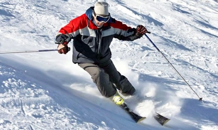 One or Four Lift Tickets at Wolf Ridge Ski Resort (Up to 56% Off)