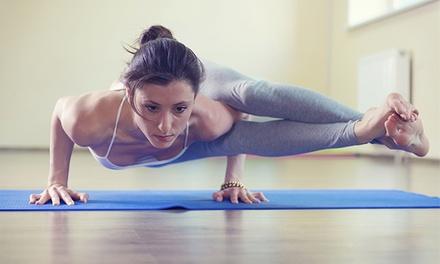 Padma Yoga — Saldanha: 10 ou 20 aulas de Yoga desde 24,90€