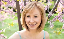 Haircut and Conditioning Treatment with Optional Color at Aisha's Salon & Spa (Up to 59% Off). Three Options Available.