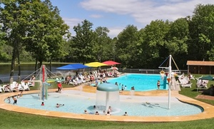 2-night Stay For Up To Six At Yogi Bears�� Jellystone Park At Birchwood Acres In Greenfield Park, Ny