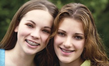 Traditional Braces or Clear Braces at 1st Impressions Orthodontics (Up to 58% Off)