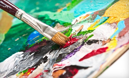 Art Supplies or Custom Framing at Top Notch Art Centre (Up to 60% Off)