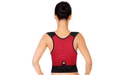 Transform Women's Double-Padded Neoprene Back Support