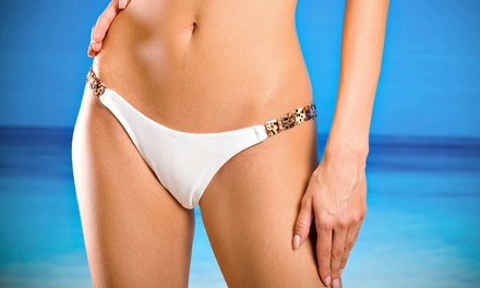 One or Two Brazilian Waxes at The Pretty Kitty (Up to 50% Off)
