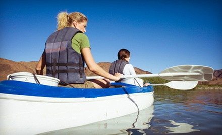 Three-Hour Kayaking Trip with Lunch for Two or Four from Newport Fun Tours (65% Off)