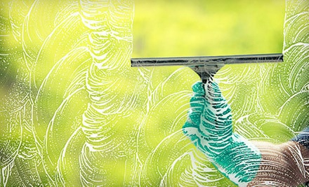 Interior and Exterior Window Cleaning for 15 or 25 Windows from ATS Window Cleaning (Up to 74% Off)