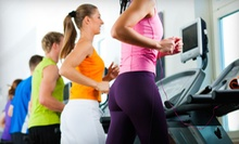 $25 for a Three-Month Membership Package with Training and Boot-Camp Classes at Anytime Fitness (Up to $521 Value)