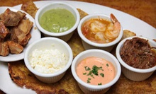 $15 for $30 Worth of Colombian Cuisine for Dinner for Two or More at Restaurante Patacón Pisa'o