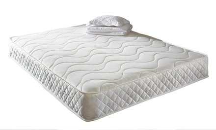 1500 Pocket Sprung Memory Foam Mattress