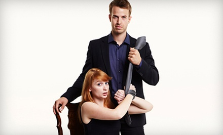 """Spank! The Fifty Shades Parody"" Musical at Topeka Performing Arts Center on June 27 (Up to 40% Off)"
