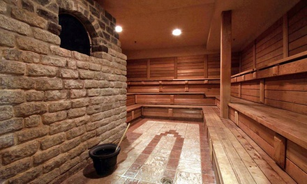 Admission for One or Two at BRC Day Spa & Sauna Resort (Up to 50% Off)
