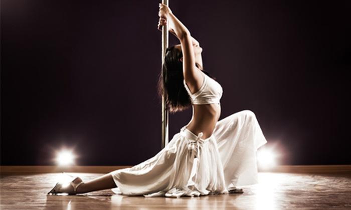 Pole Palais - Nottingham: Five Beginners' Pole Dancing Lessons for £23 at Pole Palais (62% Off)
