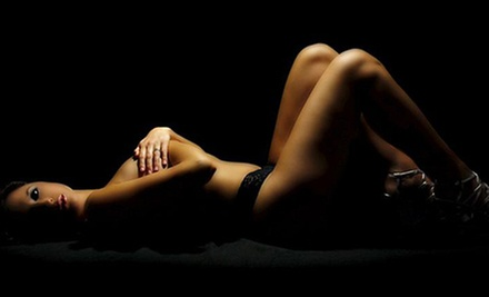 $74 for 90-Minute Boudoir Photo Shoot with Prints at Michael Abrams Photography ($499 Value)