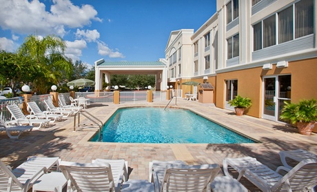 Stay at Best Western Plus Ambassador Suites Venice in Florida with Dates Through September