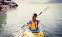 One Annual Kayak Pass, HBK Gear Pass, or Two Kayak Rentals from Hike Bike Kayak (Up to 60% Off)