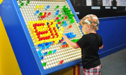 Visit for Two or Up to Two Adults and Four Kids to the Children's Museum of South Carolina (Up to 44% Off)