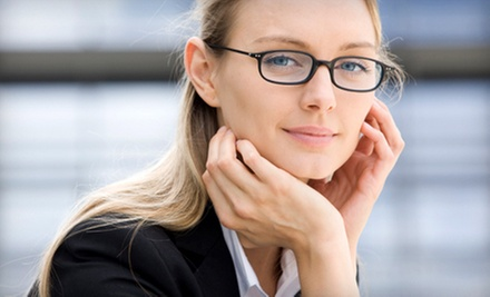 $75 for an Eye Exam and $200 Toward Prescription Glasses at Legacy Eyecare ($360 Value)