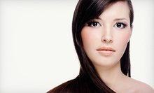 Haircut Package with Optional Highlights, Color, or Keratin Treatment at Bella Sisters Salon & Spa (Up to 63% Off)