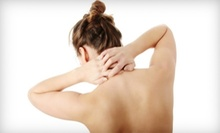 Back Assessment and Posture Analysis with One or Two Hydro Massages at Advanced Spine &amp; Wellness Center (Up to 79% Off)