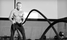$49 for One Fundamentals CrossFit Class and One Month of Unlimited CrossFit Classes ($299 Value)