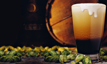 Custom Home-Brewing Class for One, Two, or Four at North Shore Brewing Supply (Up to 52% Off)