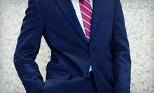 $599 for a Custom Suit Package with a Shirt and Tie at Bunbury Custom Clothiers (Up to $1,735 Value)