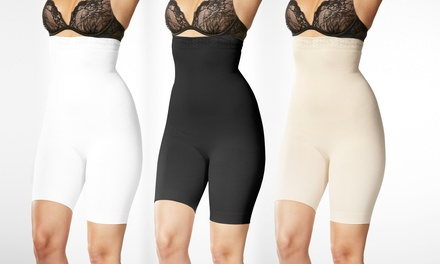 Women's Long-Leg High-Waist Shapewear Bottoms