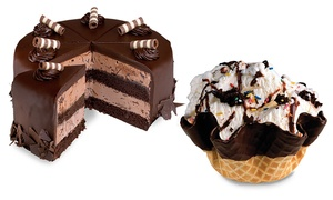 $12 For  $20 Worth Of Ice Cream Treats And Cakes At Cold Stone Creamery