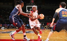 Washington Mystics WNBA Game and Autograph Session on June 16 or 30 (Up to 79% Off). Three Seating Options Available.