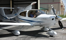 $109 for a Discovery-Flight Package with Ground Training and 30 Minutes of Flying from NexGen Aviation ($221.50 Value)