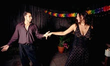 $17 for Five 60-Minute Drop-In Group Dance Classes at Salsa Caliente ($35 Value)