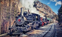 $26 for a One-Hour Train Adventure for Two Adults from Historic Rail Adventures ($53.90 Value)