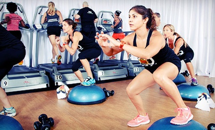 $28 for Three Fitness Classes at BLAST900 ($60 Value)