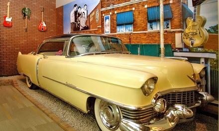Admission for Two or Four at Elvis Hollywood Legends Museum (Up to 42% Off)