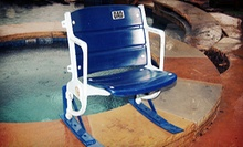 $299 for a Texas Stadium Seat Rocking Chair from The Cowboy House ($598 Value)