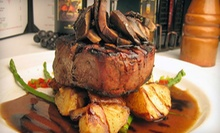 Steak-House and Seafood Dinner for Two, Four, or Six at Holleman's Restaurant (Up to 63% Off)