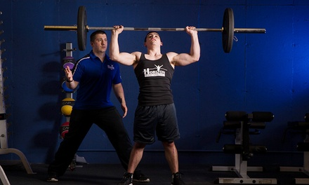 $21 for Three Weeks of Unlimited Classes with Three Personal Training Sessions at Horizon Personal Training ($180 Value)